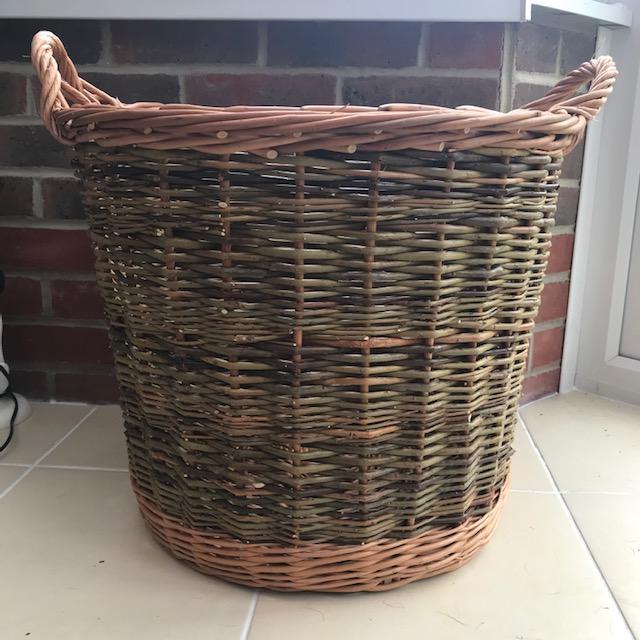 Extra Large Log Basket