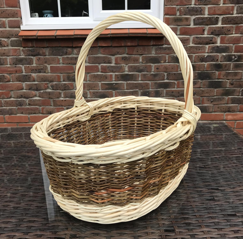 London Flower Basket